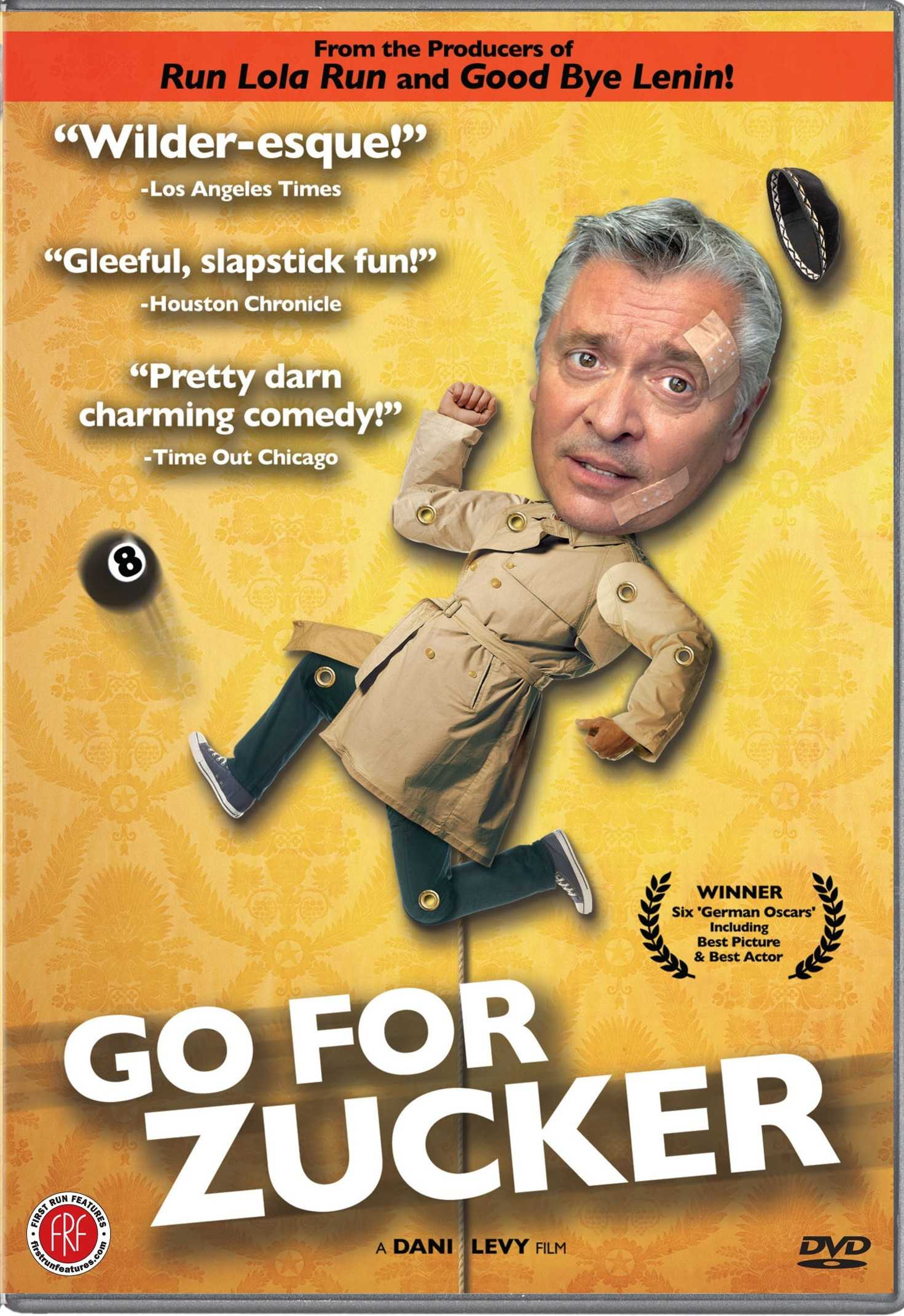 GO FOR ZUCKER BY LEVY,DANIEL (DVD)